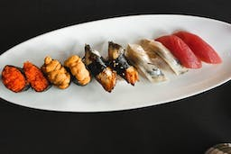 Sf s best casual neighborhood sushi spots san francisco for Sashimi fish crossword