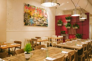 Equinox Park Ave Cafe