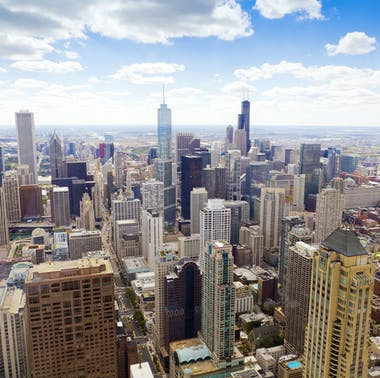 The Chicago Rooftop Bar Index feature image