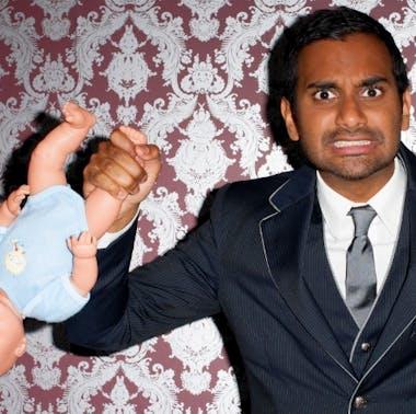 Aziz Ansari feature image