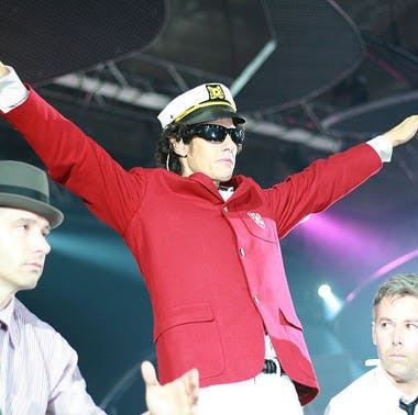 Mike D of the Beastie Boys feature image