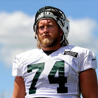 Nick Mangold of the NY Jets feature image