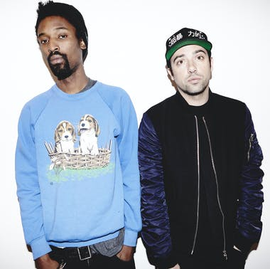 The Knocks feature image