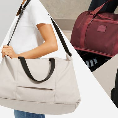 24 Best Weekend Bags For Your Next Getaway
