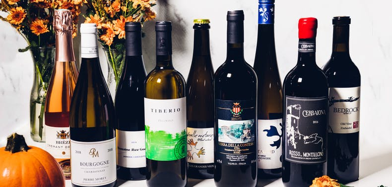 9 Wines To Try For Your 2020 Thanksgiving