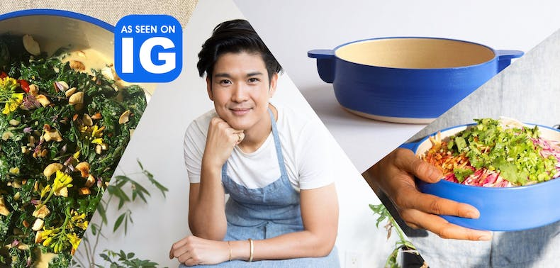 How Chef Woldy Reyes Found the Perfect Vessel For His Filipino-Inspired Food