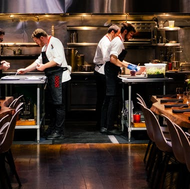 A Guide To The Best SF Restaurants For Celebrations feature image