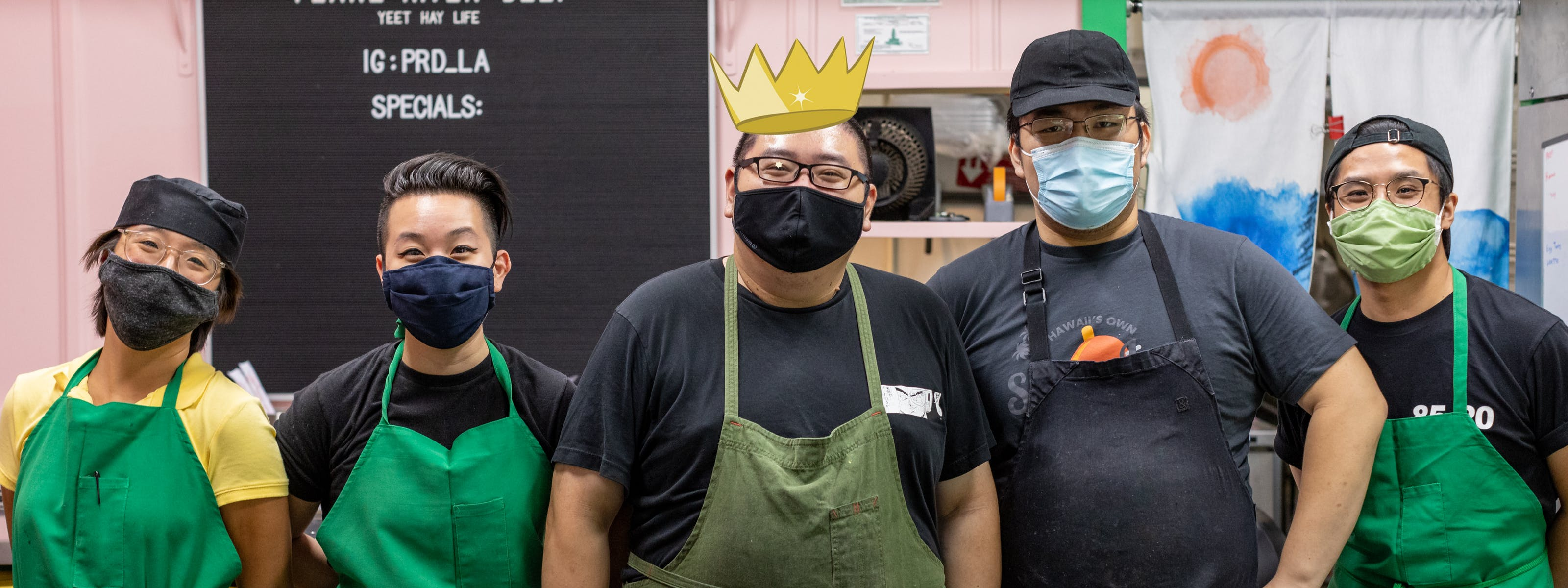 Meet LA's 'Prince of Poultry' - Johnny Lee of Pearl River Deli