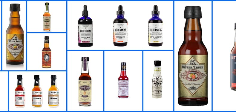 The 21 Best (And Most Interesting) Bitters For Your Home Bar