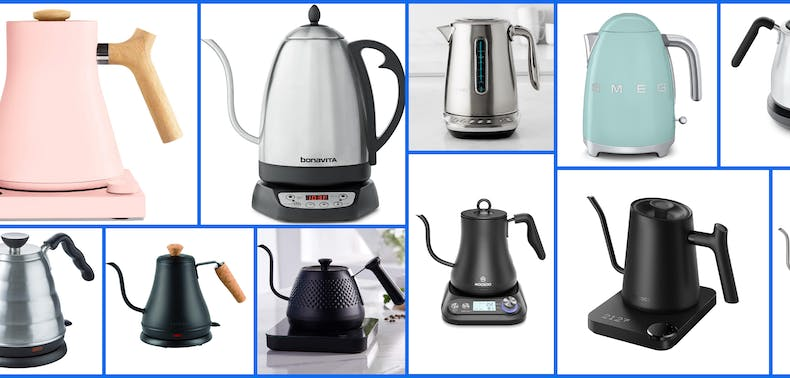 The Best Electric Kettles For a Perfect Cup of Coffee