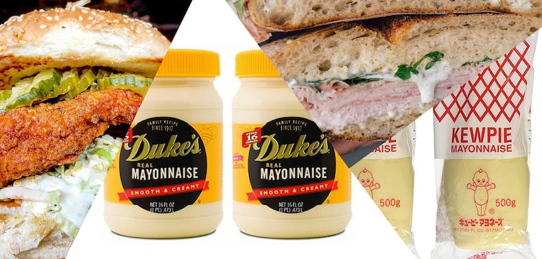 The Best Mayonnaise For Your Summer Picnics, Ranked
