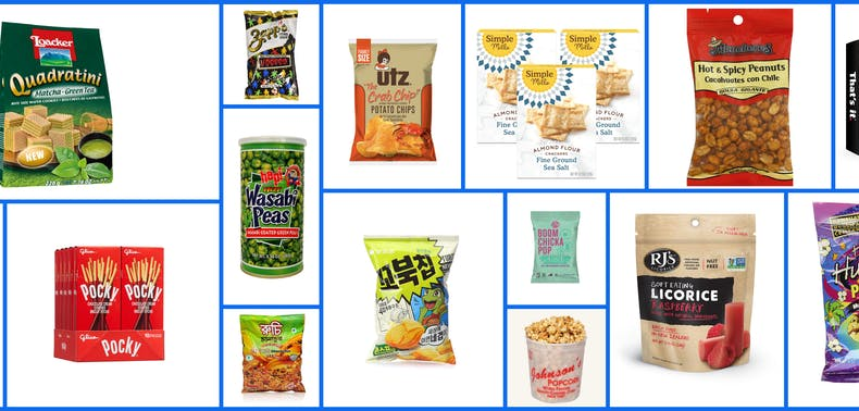 The Best Snacks, According To Snacking Experts (Us)