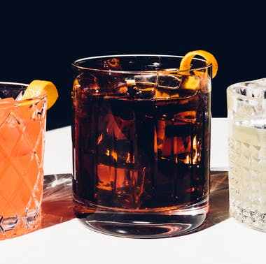 3 Negroni Variations For When You Need Something Different