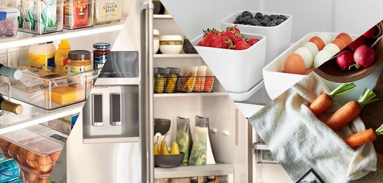 Everything You Need To Properly Organize Your Fridge