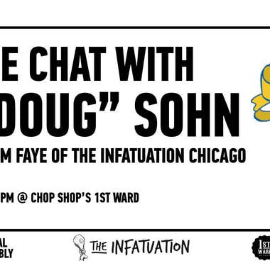 General Assembly Fireside Chat With Hot Doug & The Infatuation feature image