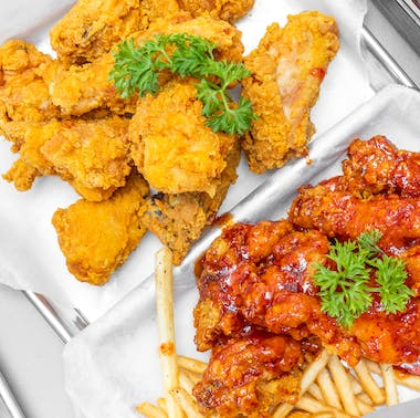 In Order To Survive, Koreatown's Bulgogi Hut Bets On Fried Chicken