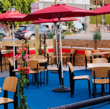 LA County Shuts Down Outdoor Dining