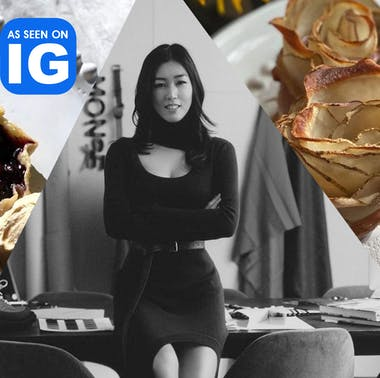 Where Laura Kim Found The Dishware Worthy Of Her Highly Creative Cooking