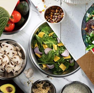 Your Summer Salads Deserve A Fun Salad Bowl