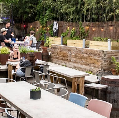 Martha's Patio Has Reopened + 5 Other Patios We Love