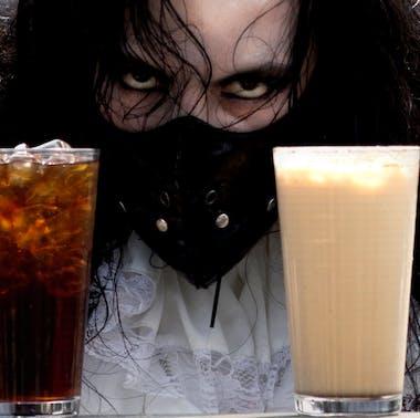Meet Julian Filth, Macabre Master Of Mystyx Kafe