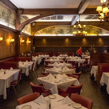 Musso & Frank Is Reopening + 5 Places To Have A Steak & Martini This Week