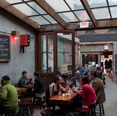 NYC Restaurant Closings