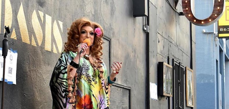 Oasis Is Hosting A 12-Hour Drag Telethon To Stay Open