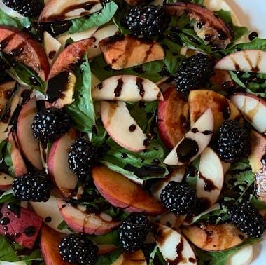 This Peachy Caprese Salad Is My Summer Staple