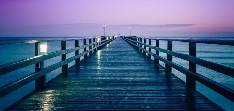 A Handful Of Piers To Sit At The Edge Of And Contemplate Why You Chose This Life