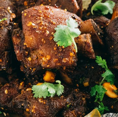 My Mom's Red-Braised Pork Trotters Are The Only Reason I'm Not Vegan