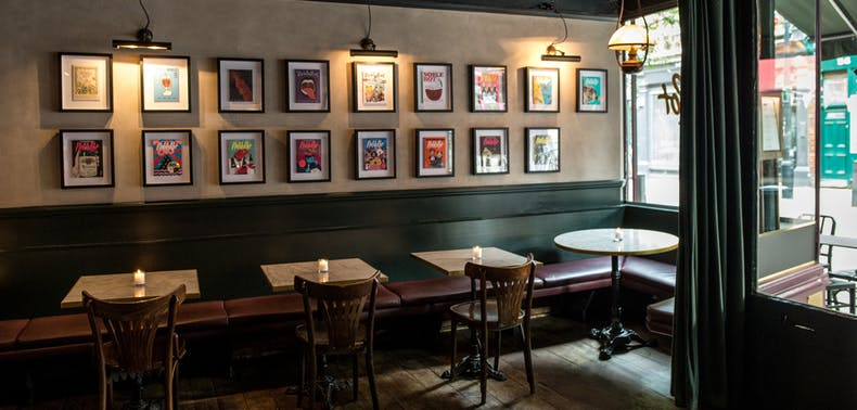 Reopening Report: Indoor Dinner At Noble Rot