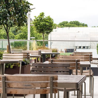 Book Now: London Restaurants Taking Outdoor Reservations From April 12th