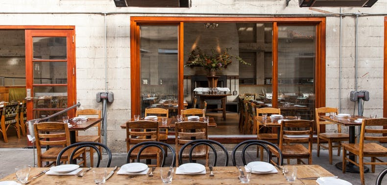 Foreign Cinema + 6 Other Patios We Love