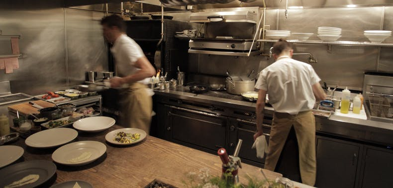 Indoor Dining In SF Is Back. What Do The City's Restaurant Workers Think?