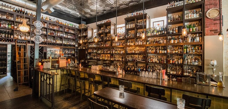 Canon Reopens With To-Go Cocktails, Burgers, & More
