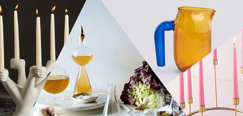 20 Offbeat, Eye-Catching Dining Room Centerpiece Ideas