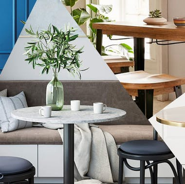 The Best Dining Room Furniture For Small Spaces