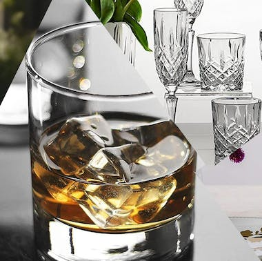 The Best Cocktail And Mixing Glasses To Buy On Amazon Right Now