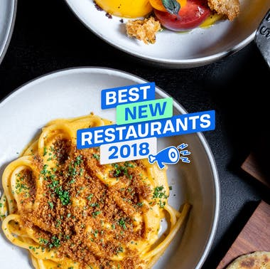 The Best New Restaurants Of 2018