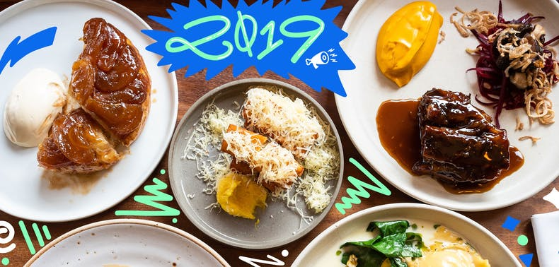 The Best New Restaurants Of 2019