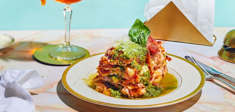 This Lasagna Pop-Up Wants To Be Your New Comfort Food Ritual