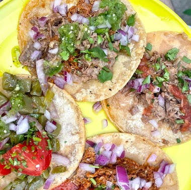 The New CDMX Spot About To Blow Up North Brooklyn's Taco Scene