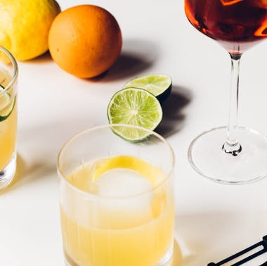 The Secret Formula For (Almost) All Cocktails