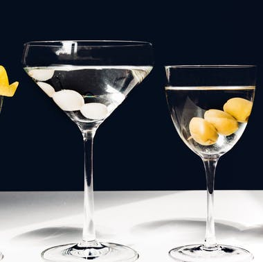 4 Cocktails For When You're In A Martini State Of Mind