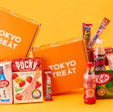 This Snack Box Subscription Will Make You Feel Like You're In A Japanese Supermarket