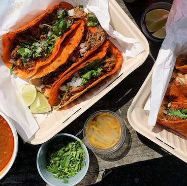 One Perfect Taco: Quesabirria From El Garage's New Richmond Spot
