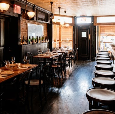 What's Up With NYC's Restaurant Restrictions?