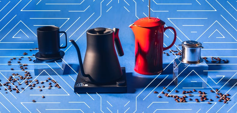 The Best Gifts For People Who Are Into Coffee