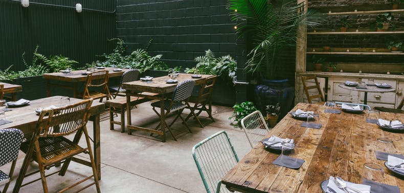 What's The Deal With Outdoor Dining Reservations Right Now?